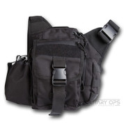 Tactical Camera Bag Black