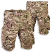 Alpha Tactical PCS ACU Shorts Multicam
