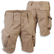 Alpha Tactical PCS ACU Shorts Beige