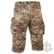 Alpha Tactical PCS ACU 3/4 Shorts Multicam