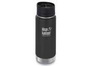 Klean Kanteen Wide Mouth Insulated (473ml Shale Black)