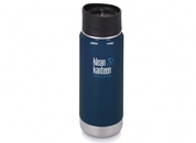 Klean Kanteen Wide Mouth Insulated (473ml Deep Sea)