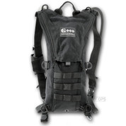 GEIGERRIG RIGGER BLACK HYDRATION PACK
