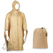 Sand Waterproof Ripstop Poncho