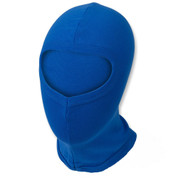 Blue Thermal Open Face Balaclava