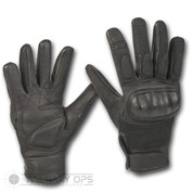 Tactical Hard Knuckle Gloves (Black)
