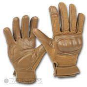 Tactical Hard Knuckle Gloves (Coyote)