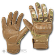 Tactical Hard Knuckle Gloves (MTP)