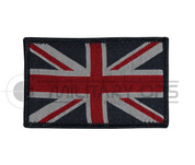 Union Jack Velcro Patch Small (Red, White, Blue)