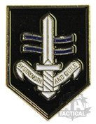 SPECIAL BOAT SERVICE REGIMENT PIN