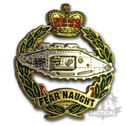 ROYAL TANK REGIMENT PIN BADGE