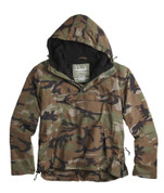 Surplus Windbraker Woodland camo