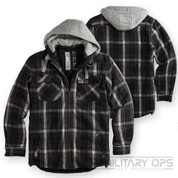 Surplus LumberJack Jacket  Black