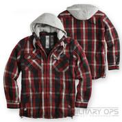 Surplus LumberJack Jacket  Red
