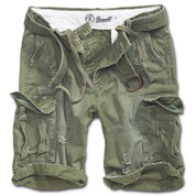 BRANDIT SHELL VALLEY SHORTS OLIVE GREEN