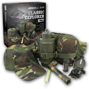Children's Classic Explorer Kit DPM Camo