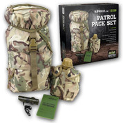 Children's Patrol Pack Set MTP Camo