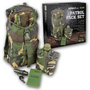 Children's Patrol Pack Set DPM Camo