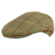 Jack Pyke Wool Blend Tweed Flat Cap