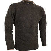 Jack Pyke Ashcombe Crew Knit Pullover Olive