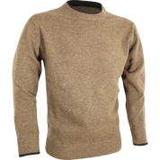 Jack Pyke Ashcombe Crew Knit Pullover Beige