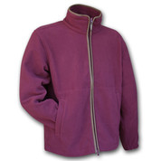 Jack Pyke Countryman Fleece Full Zip Burgandy