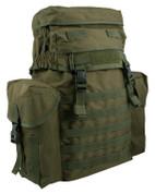 N.I Patrol Pack Olive Green (molle)