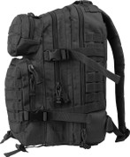 Elite Small Molle Patrol Pack 28 Litres Black