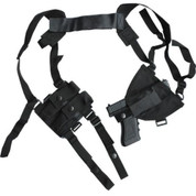 Tactical Gun / Pistol Shoulder Holster Black