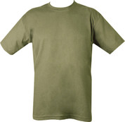 Military T Shirt Olive Green