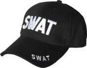 SWAT Baseball Cap Black