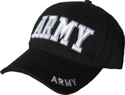 ARMY Baseball Cap Black