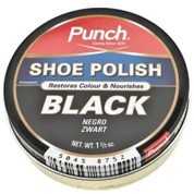 Punch Boot Polish