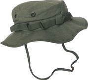 Boonie Hat - US Style Jungle Hat Olive Green