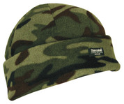 Camo Thinsulate Fleece Hat British DPM Adult