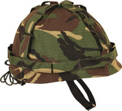 M1 Plastic Helmet with Ripstop Cover British DPM