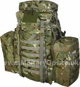 70 litre Molle Patrol Pack Multicam MTP