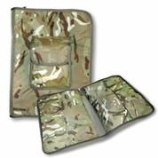 A4 Nirex Folder / Note Book Holder Multicam MTP