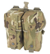 Airborne Ammunition Pouch Multicam MTP Pair (Set of 2)
