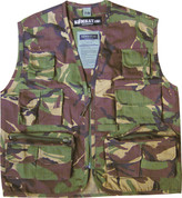 Kids Solider 95 Tactical Vest DPM Camo Ripstop