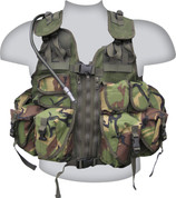 Ultimate Combat Vest DPM