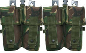 PARA Airborne Ammunition Pouch DPM - Pair (Set of 2) Left & Right