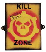 Kill Zone Sign