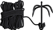 Ninja Grappling Hook & Rope