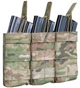 Disciple Triple M4 Bungee Ammo Molle Multicam MTP