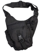 Tactical Shoulder Bag Black