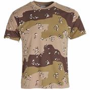 Military Chocolate Chip T-Shirt