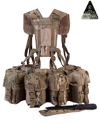 Crye Molle Airborne / Special Forces Webbing Multicam MTP