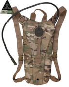 Crye Aqua Bladder 2 Litre Hydration Pack Multicam MTP