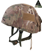 BTP Tactical Helmet Cover Multicam